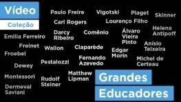 Grandes Educadores - como 25 pensadores influenciam nossas práticas