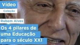 Rubem Alves - os 4 pilares